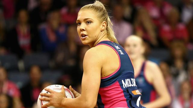 Round 8 Highlights: Thunderbirds v Vixens