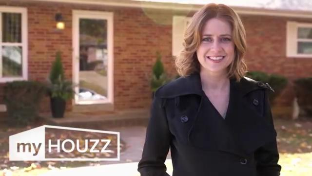 Jenna Fischer's surprise renovation for her sister