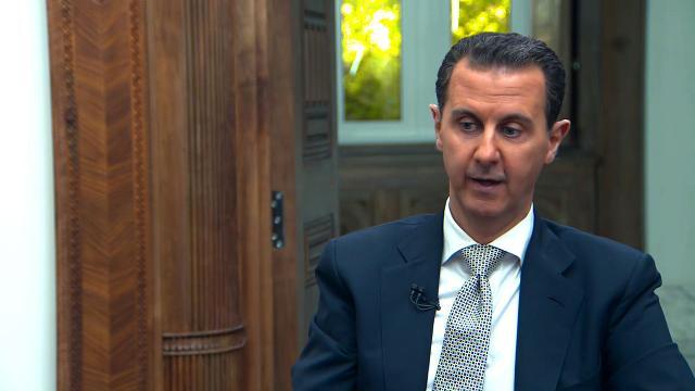 Mattis says Syrain President Assad took Trump's chemical warning 'seriously'