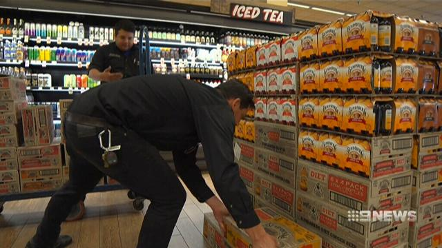 VIDEO: Bundaberg Ginger Beer a huge hit in the US