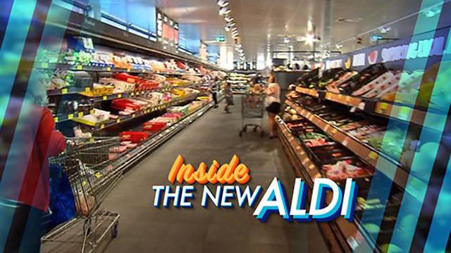Aldi launches brand overhaul to take on Australian supermarket giants