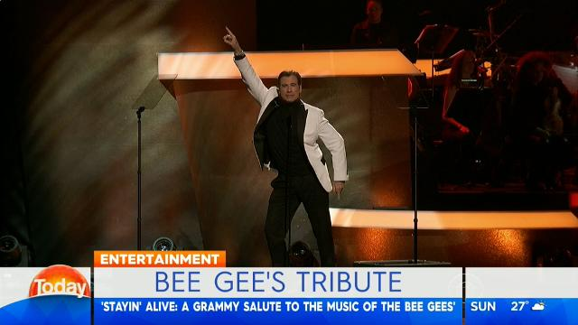 Bee Gees special brings superstar guests