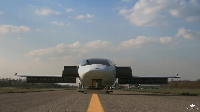 World's first electric passenger jump-jet unveiled