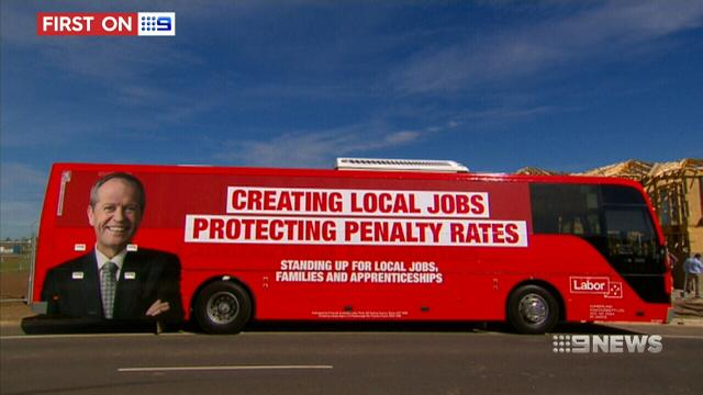 VIDEO: Labor targets Sydney's south west