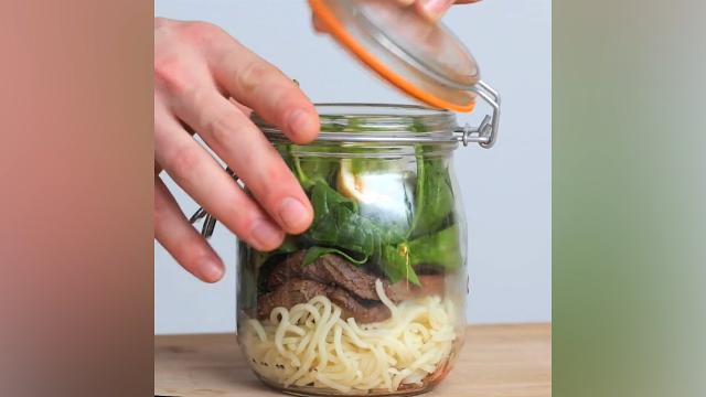This might just be the best ramen hack ever.
