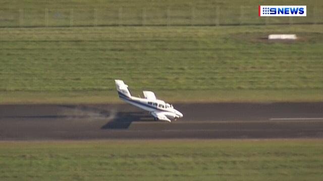 Light plane makes emergency landing in Queensland