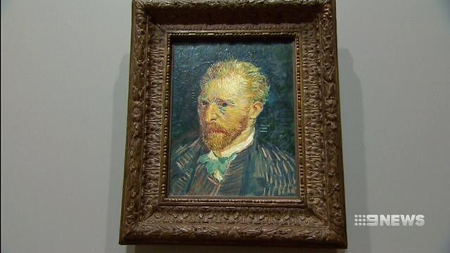 VIDEO: Vincent Van Gogh masterpieces on display in Melbourne