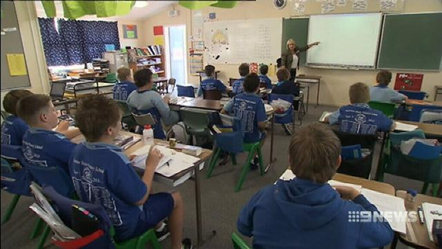 VIDEO: Government recruits David Gonski for school funding reforms