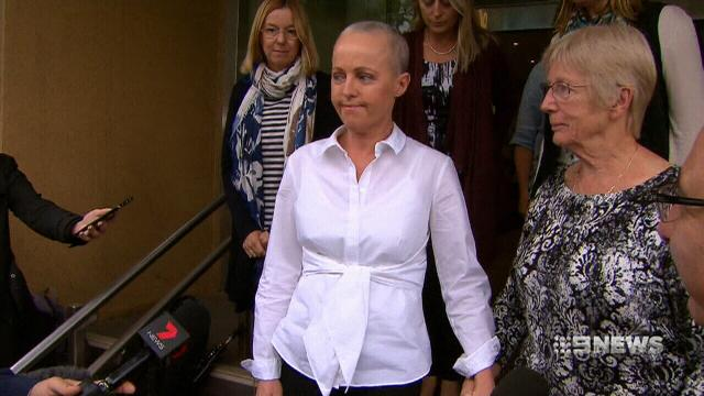 Widow of NSW detective Ashley Bryant calls for overhaul of how police force treats PTSD