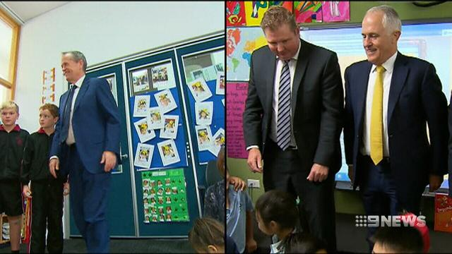 VIDEO: Labor and Liberal clash over education funding