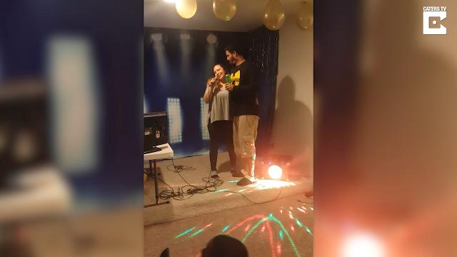 Couple accidentally proposes at the same time