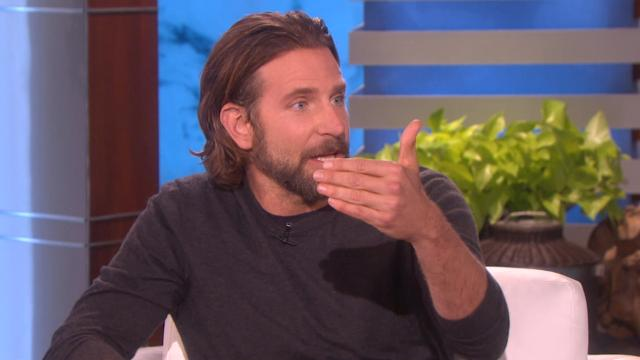 Bradley Cooper on working with Lady Gaga: 'Oh my God, she is unbelievable'