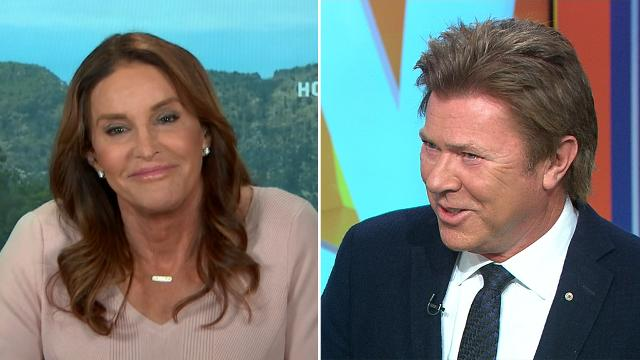 Caitlyn Jenner lists Richard Wilkins as her potential 'first date'