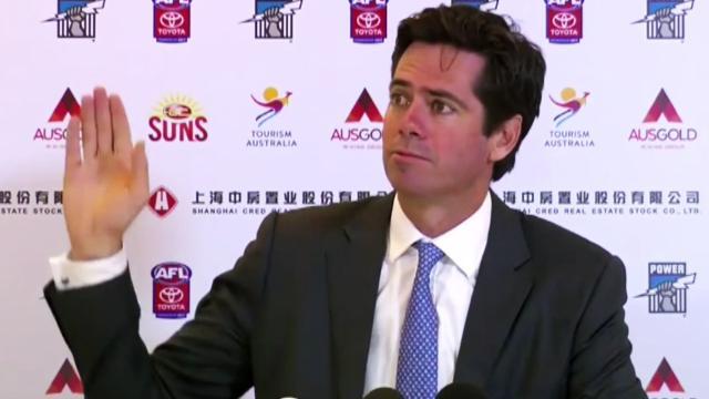 AFL fake news?