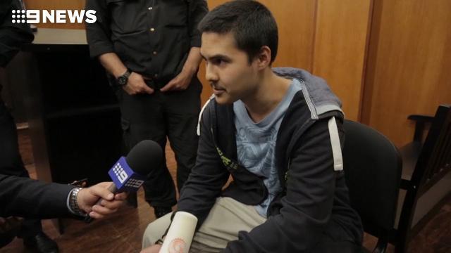 Former Sydney schoolboy John Zakhariev on terror charges in Bulgaria proclaims innocence