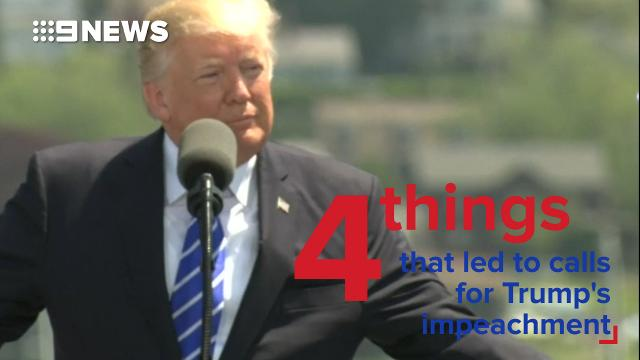 Robert Penfold: Could Donald Trump actually be impeached?