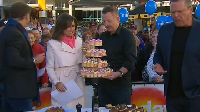 TODAY show host gushes over chocolate treat