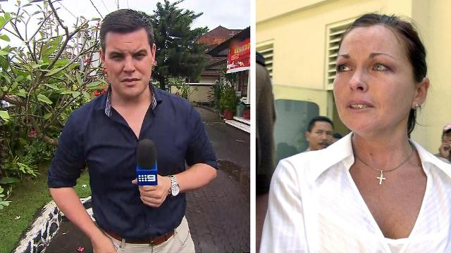 Schapelle Corby Returns: 9NEWS reporter takes a tour of the parole office