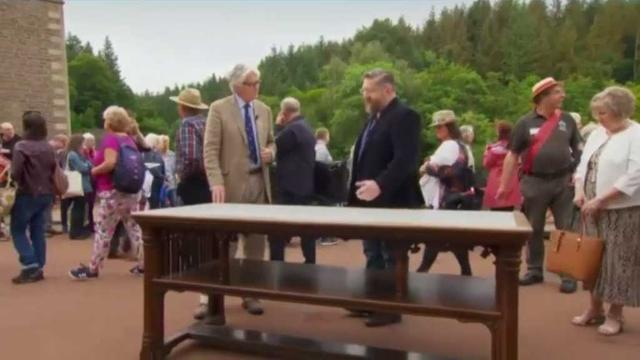 9RAW: Antique table valued at $34,000