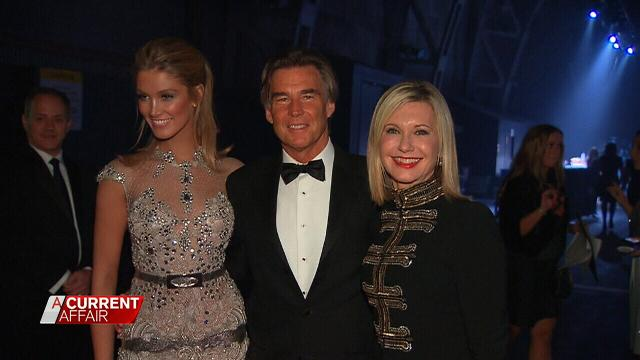 Olivia Newton-John champions use of medicinal cannabis in breast cancer battle