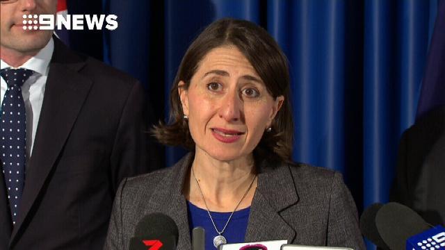 NSW Premier Gladys Berejiklian delivers 'huge win' for aspiring first home buyers.