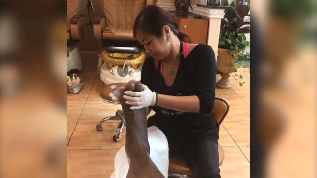 Shaq's foot fix?