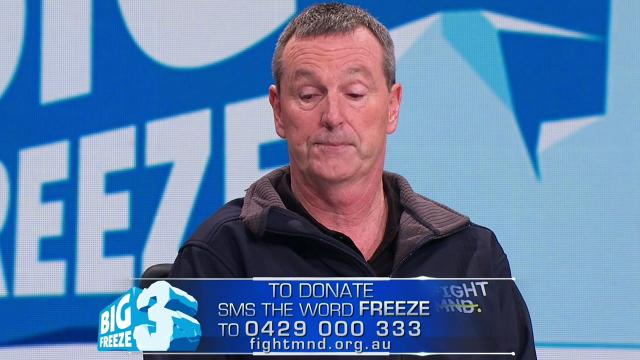 'I'll keep fighting' - Neale Daniher opens up about his illness