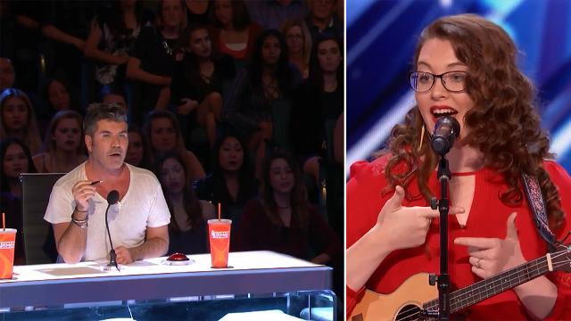 Watch this deaf singer blow the judges away on Americas Got Talent | Americas got talent
