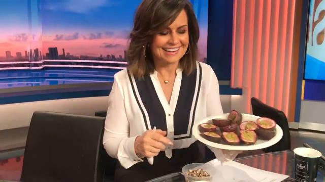 Today show hosts reveal on-set breakfast habits