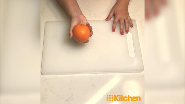 The orange peeling hack that will change school lunches forever