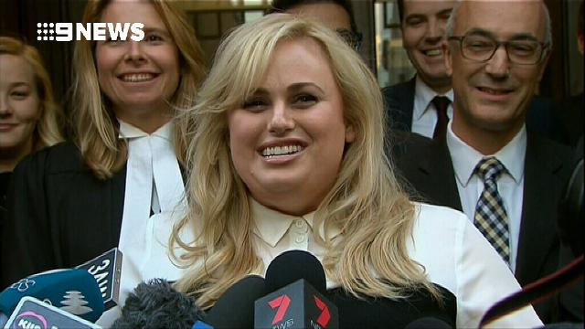 Rebel Wilson wins defamation case against Bauer Media