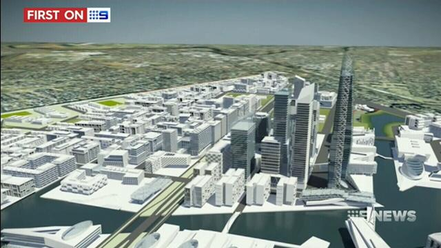 VIDEO: Melbourne's west to be transformed in large-scale education precinct