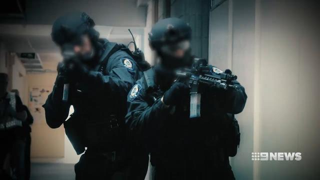 Inside Perth's Tactical Response Group