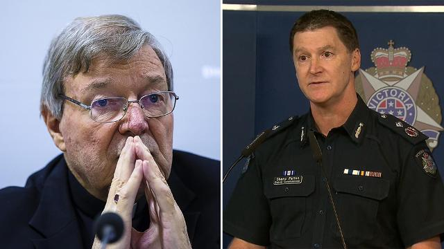 9RAW: Victoria police confirm 'multiple charges' against Cardinal George Pell