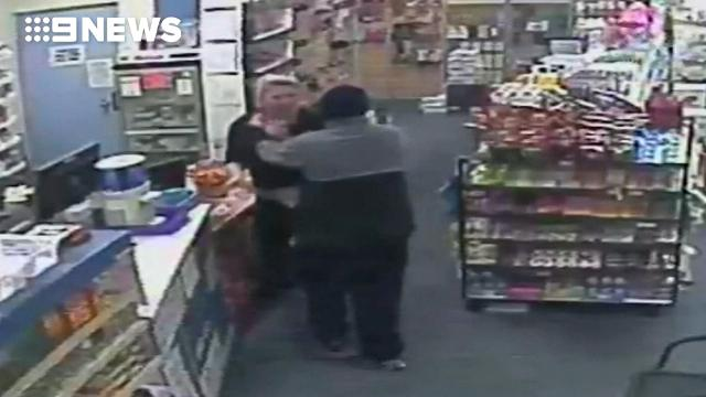 Thief demands drugs before lunging at woman in Sydney pharmacy