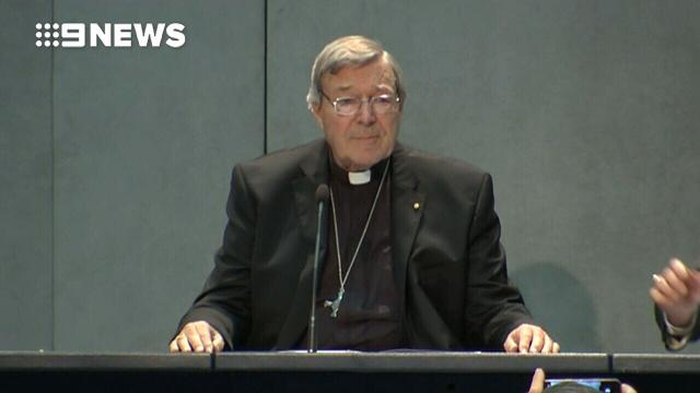 I am innocent: Pell