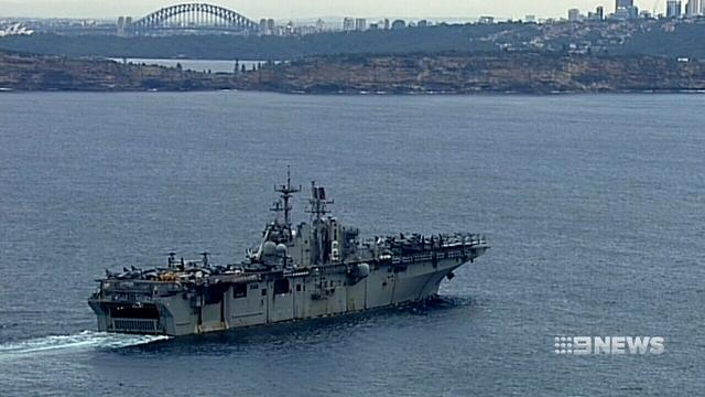 Australian troops could soon fight ISIS in Philippines: US navy admiral