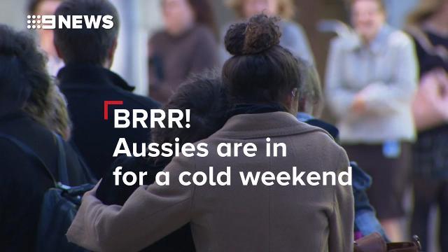 Australia to shiver through the weekend