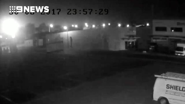 New video emerges of meteor flashing across South Australian sky