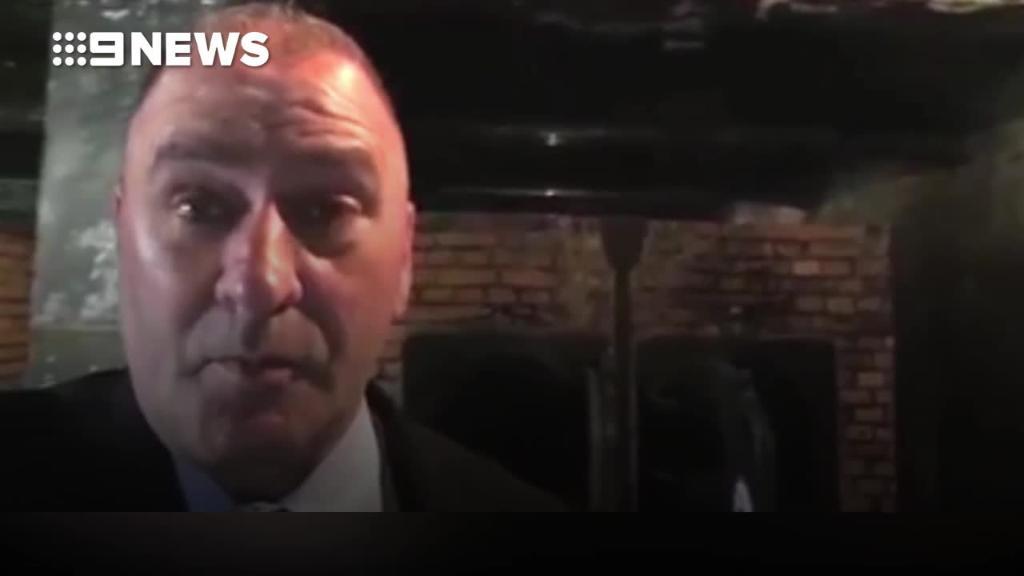 US congressman pulls Auschwitz video after outrage