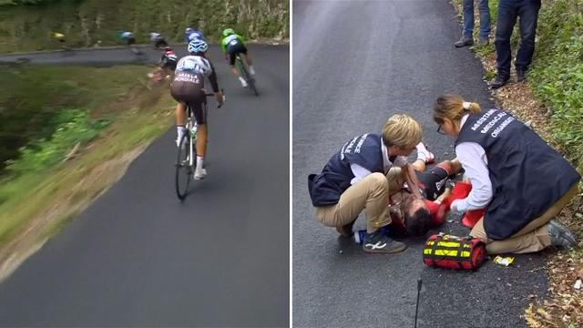 Tour de France: Crashes that have marred cycling's grandest of tours