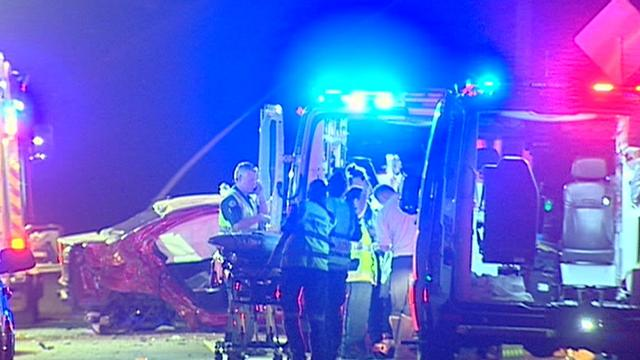 Five dead, one critical after horror day on Queensland roads""