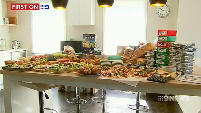 Thrifty mum creates family dinners for $1 a serve