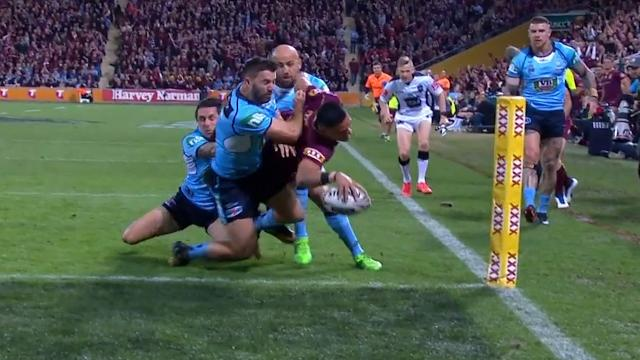 State of Origin: Queensland v NSW game three highlights