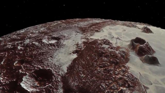 Soar Over Pluto and Charon in Dazzling New Horizons Anniversary Videos