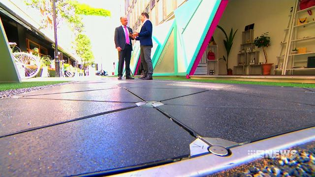 London's smart street a green energy breakthrough