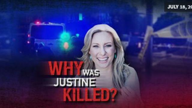 Police officer explains why he killed bride-to-be Justine Damond