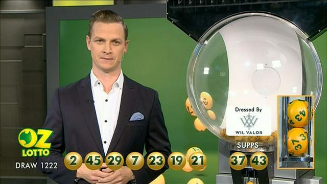 OZ Lotto's $50 million jackpot split three ways