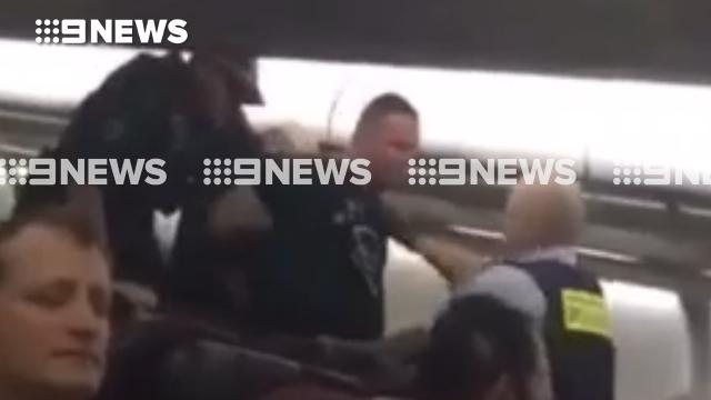 'Drunk' man arrested after Qantas flight forced to return to Perth