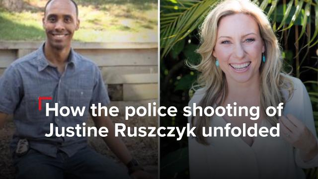 How the police shooting of Justine Ruszczyk unfolded